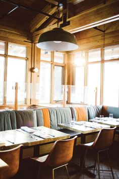 This new wine-focused restaurant from the owners who also operate Avec Bistro is in the space that was formerly Boxwood. Calgary Restaurants, Great Restaurants, Restaurant Recipes, Wine, Dining, Space, Table, Furniture, Home Decor
