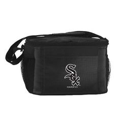 MLB 2014 6 Pack Cooler Lunch Tote (Chicago White Sox)