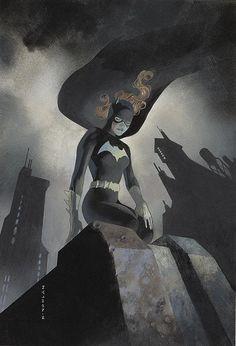 Batgirl...