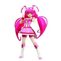 Figuarts Cure Happy Bandai Figure in Toys & Hobbies, Action Figures, TV, Movie & Video Games
