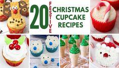 20 Festive Christmas Cupcakes