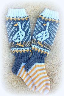 Ravelry: Farmiankka pattern by Katja Makkonen Fair Isle Knitting, Knitting Socks, Brother Knitting Machine, Sissi, Ravelry, Stockings, Quilts, Crafts, Design