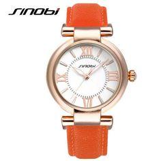 Fashion Brand Dress Gold Quartz Watch Women Clcok Female Lady Leather Strap Wristwatch Relogio Feminino Luxury Brand