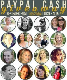 X-tremely V: September Favorite Things Party + A Giveaway