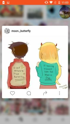 Cute  starco forever