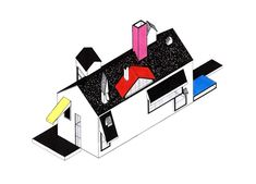 Gallery - Fantastic Architecture: Illustrations By Bruna Canepa - 5