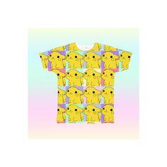 KOKO T Shirts Kokopie ❤ liked on Polyvore featuring tops, t-shirts, yellow top, yellow tee and yellow t shirt