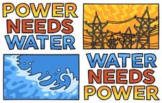 water power electricity climate change california