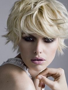 Trendy Short Shaggy Hairstyles for 2016 | Hairstyles 2016 New Haircuts and Hair Colors from special-hairstyles.com