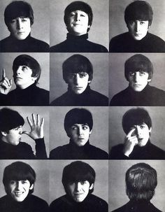 John Ringo Paul George by Beatlegeek, via Flickr