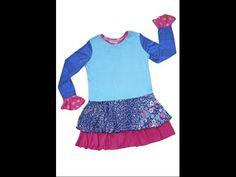TwirlyGirl Spinderella Dress #sponsored