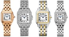 Cartier Brings Back an Iconic Watch From the 80s - TownandCountrymag.com