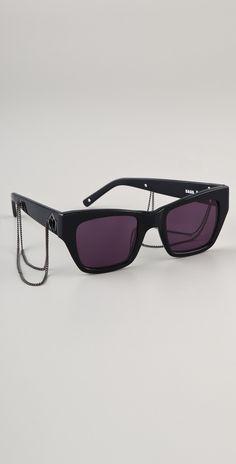 Sass & Bide Gran Chaco Sunglasses thestylecure.com