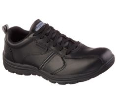 b76b01874b3 Look your best on the job wearing the SKECHERS Work Relaxed Fit®: Hobbes -