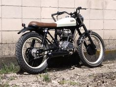 Vito's Motorcycle: Honda CG 125 Cafe Racer Dreams#29 'Petite Deli' : le tracker version Espagnole
