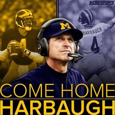 Is It Time For Jim Harbaugh To Leave The NFL and Come Back To Michigan Football? #GoBlue