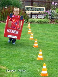 Bildergebnis für feuerwehr party - Kinder & Baby World 6th Birthday Parties, Third Birthday, Boy Birthday, Birthday Ideas, Fireman Party, Firefighter Birthday, Fire Department, Birthday Decorations, Crafts For Kids