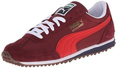 PUMA Men's Whirlwind Classic Lace-Up Fashion Sneaker, Cabernet/High Risk Red/Gum, 10.5 M US PUMA http://www.amazon.com/dp/B00QJ0MU9O/ref=cm_sw_r_pi_dp_KlAbwb1V9NNDD