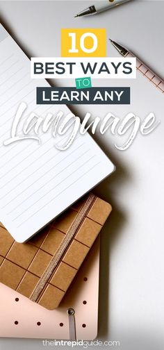 Top 10 Best Ways To Learn A Language Better and Faster You don't have to move to another country to learn its language. Here are the top 10 best ways to learn a language, smarter and faster. Learning Cards, Ways Of Learning, Learning Italian, Learning Resources, Learning Spanish, Teaching Strategies, Language Quotes, Language Study, Learn A New Language