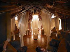 allyu spa meditation room.  My dream meditation room