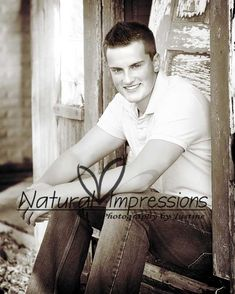 Image detail for -Beulah Senior Pictures - Senior Boy