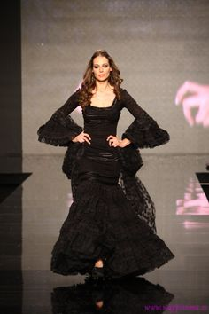 Flamenco Fashion by Margarita Freire, 2013