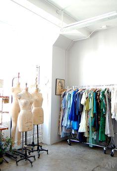 vintage clothing blog | adoredvintage
