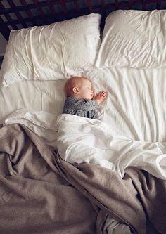 Sleep tight, little one.