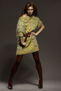 Ručně pletený maxisvetr – MOLO7 High Neck Dress, Dresses With Sleeves, Long Sleeve, Fashion, Turtleneck Dress, Moda, Sleeve Dresses, Long Dress Patterns, Fashion Styles