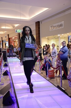 Dundrum Fall for Fashion - Military parade from River Island