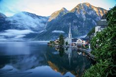 Discover Austria! Check for beautiful places, Tips, Top Things to do for your wonderful Austria Travel Experience. Vienna, Hallstatt, Salzburg, Zell am See