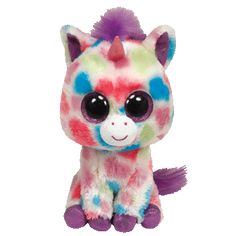 Wishful the unicorn now in Ty Store - Sale: $4.99 free shipping if you get another one (or more) for your friends!