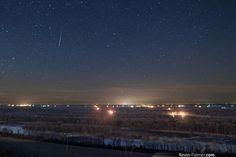 2013 Geminid Meteor Shower