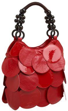 30 Beautiful red handbags