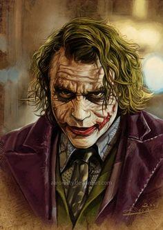 Resultado de imagen para heath-ledger-joker