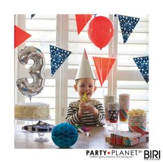 Party Planet by Biri