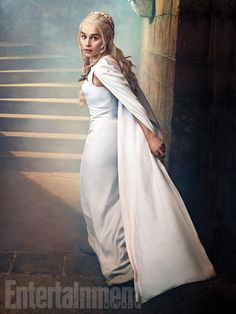 Game Of Thrones   Season 5  Emilia Clarke   Daenerys Targaryen