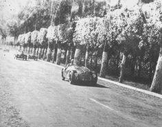 1947 gp di roma - franco cortese (ferrari 125s) 1st 2   da Cor Draijer