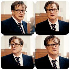 """Colin Firth """"What did you do to me?"""""""