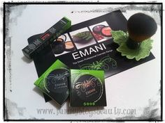 Natural, Organic, and Vegan Beauty Products from Emani ~ Pammy Blogs Beauty