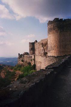 Marqab Fortress / Syria (by   estllen55).