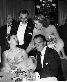 Ava and Frank 1953