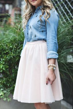 really loving this cute & preppy outfit