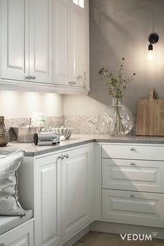 Kitchen Dinning, Dining, Beddinge, Kitchen Interior, My Dream Home, Sweet Home, Kitchen Cabinets, Space, Home Decor