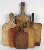 rustic boards