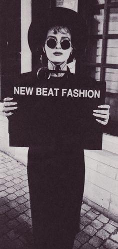 new beat fashion.
