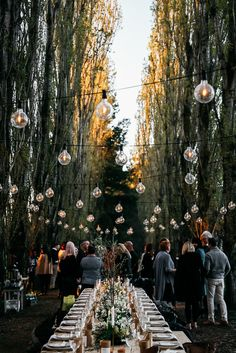 Hidden Feast Canberra Anisa Sabet The Macadames Lean Timms Festoons Gathering Candlelight Dinner Table Styling Floral Arrangement Dinner Party Outside Dining Wedding Dining Outdoor Dinner Parties, Dinner Party Table, Wedding Dinner, Wedding Aisles, Wedding Backdrops, Wedding Ceremonies, Ceremony Backdrop, Wedding Night, Wedding Table