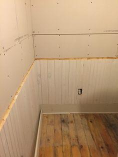 - GO-Cottage Wainscoting, Laundry Room, Bathtub, Cottage, Standing Bath, Timber Cladding, Bath Tub, Panelling, Wall Trim