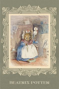 Cumbria, Beatrix Potter Illustrations, Beatrice Potter, Peter Rabbit And Friends, Children's Book Illustration, Woodland Illustration, Pictures To Paint, Illustrators, Whimsical
