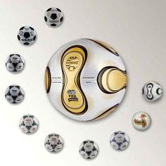 Official World Cup Match Balls